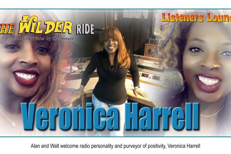 TWR Listeners Lounge – Veronica Harrell