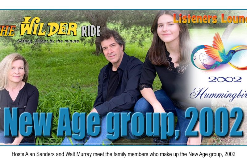 TWR Listeners Lounge – New Age group, 2002