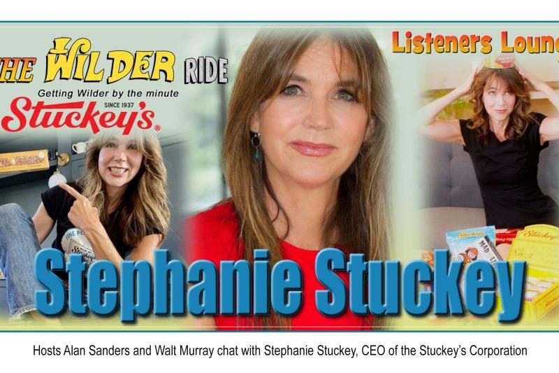 TWR Listeners Lounge – Stephanie Stuckey