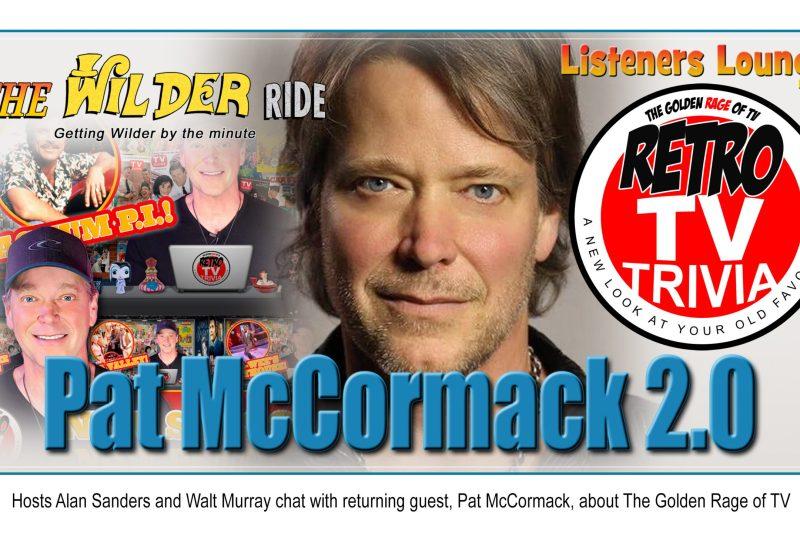 TWR Listeners Lounge – Pat McCormack