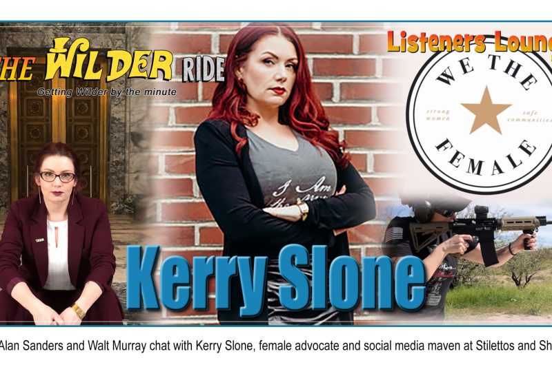 TWR Listeners Lounge – Kerry Slone