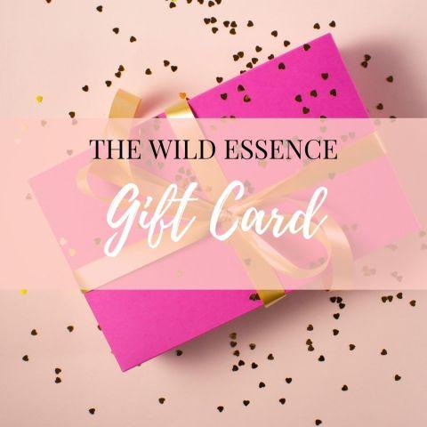 Yoga lover gift card