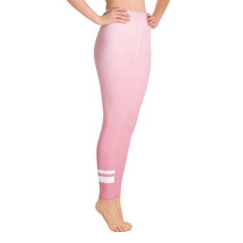 Pink Yoga Leggings