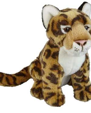 The Wildlife Gift Shop Ravensden Jaguar from the Suma Collection Soft Toy