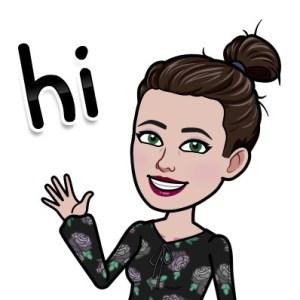 personal Hi emoji