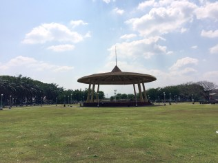 Bayanihan Park by day