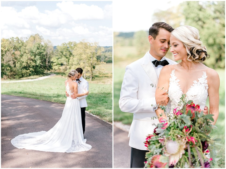 Indiana Elegant Farmhouse Wedding Venue
