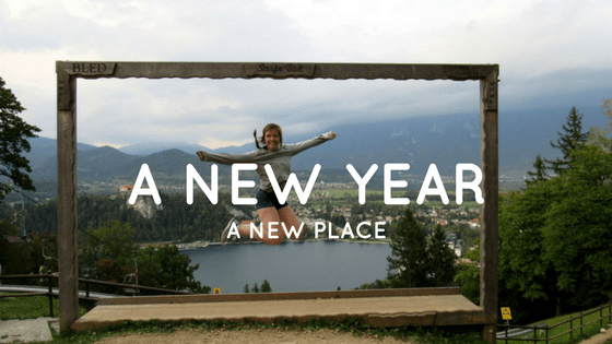 A New Year, A New Place