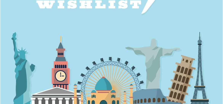 Travel Wishlist