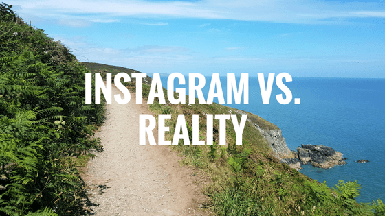 Instragram vs Reality