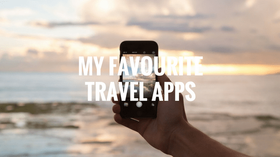 Favourite Travel Apps