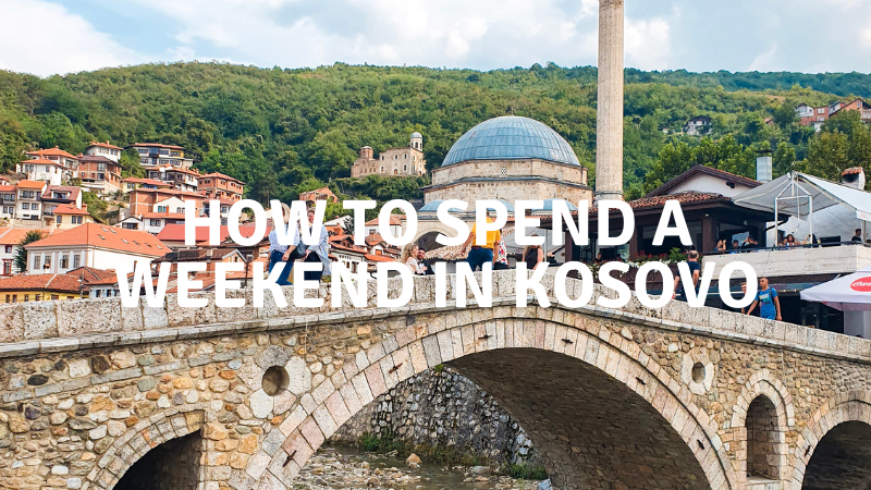 Weekend in Kosovo