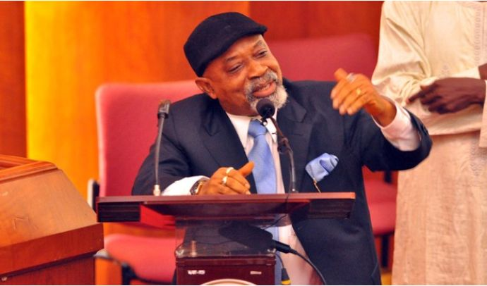 Minister of Labour and Employment, Senator Chris Ngige,