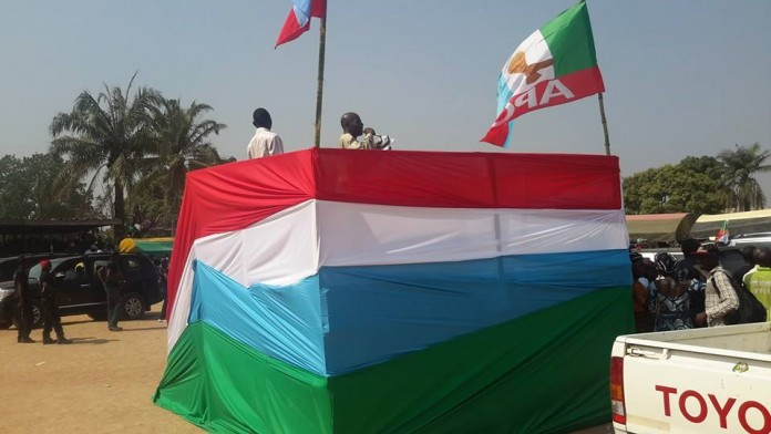 Image result for APC confirms June 23 National Convention date
