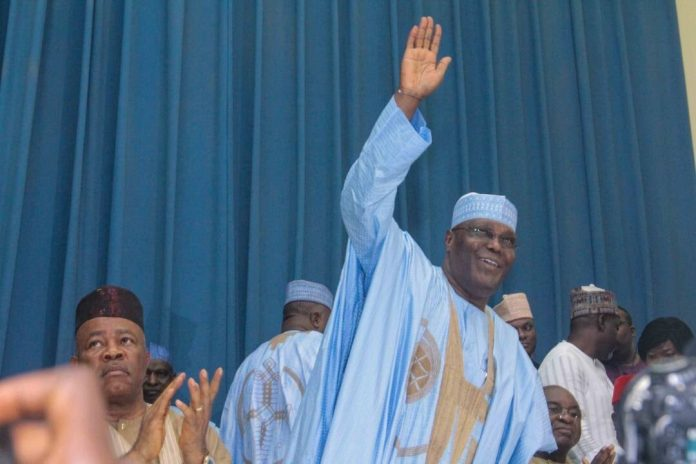 Image result for My victory is sure, Atiku boasts