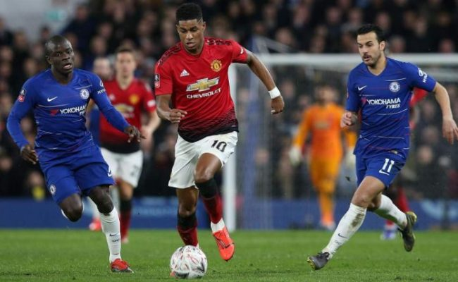 Chelsea Manchester United Battle In Epl Opener Thewill