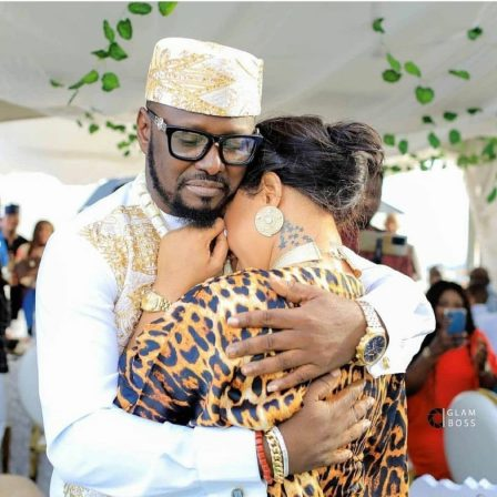 Photos Of Tonto Dikeh's New Lover Sparks Row With Shade Ladipo