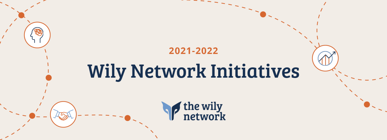 The Wily Network 2021-2022 Initiatives