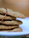 Oatmeal Peanut Butter Cookies with Chocolate Chips
