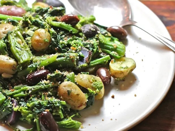 Taming Broccoli Rabe