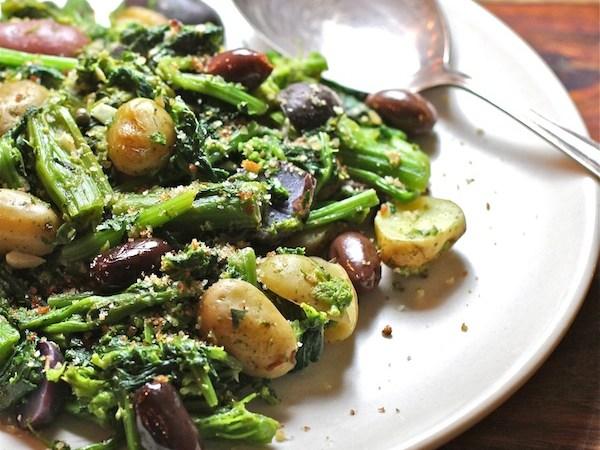Taming Broccoli Rabe
