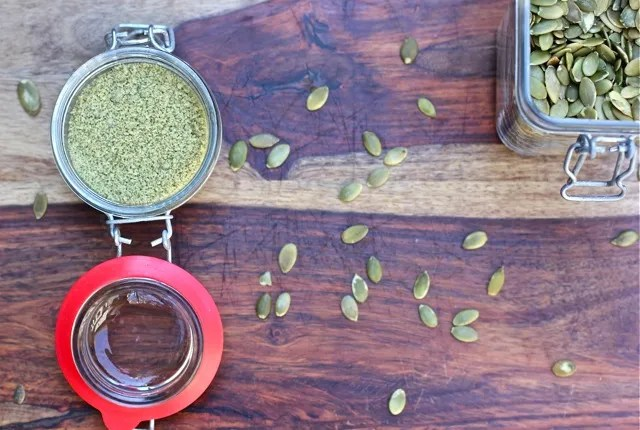 Pumpkin Seed Meal