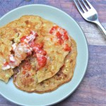 Shrimp and Corn Griddle Cakes : The Wimpy Vegetarian