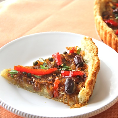 Pissaladiére: Vegetarian Style
