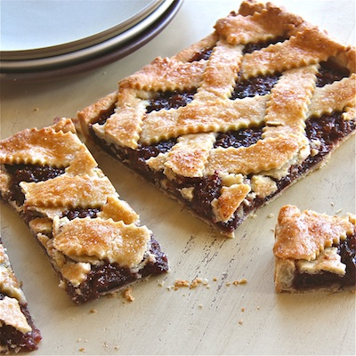 Fig Crostata: The Wimpy Vegetarian