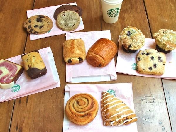 Starbucks treats
