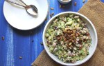 broccoli salad, how to cook cranberry beans