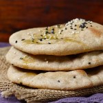 pita bread, turkish bread, The Wimpy Vegetarian