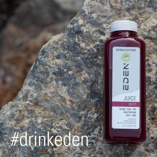Eden Root juice