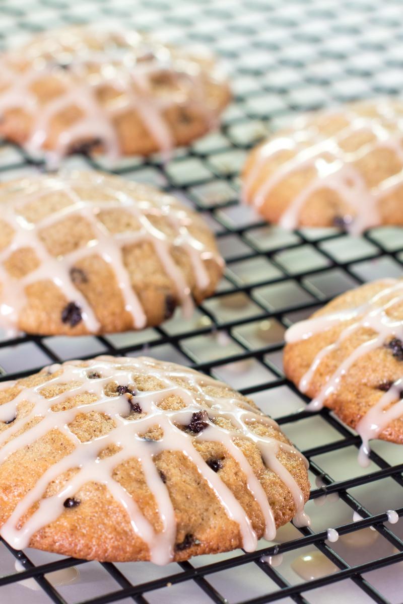 Pennsylvania Dutch Spice Currant Christmas Cookies The Wimpy
