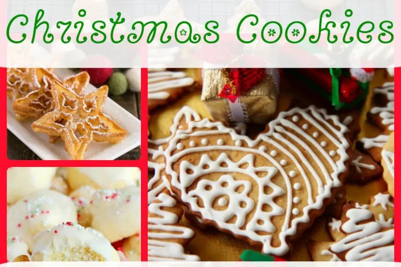 Christmas Cookies From Around The World With Pictures.15 Christmas Cookies From Around The World The Wimpy