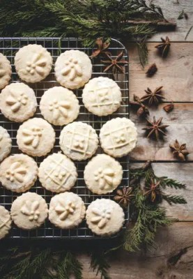 Cookies From Around the World: German Christmas Cookies