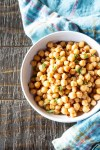 5 tips for cooking dried chickpeas perfect every time. These tips address the most common problems with cooking chickpeas.