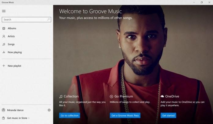 Groove Music