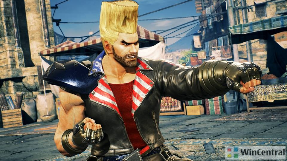 Tekken 7 Video Game for Consoles and PC