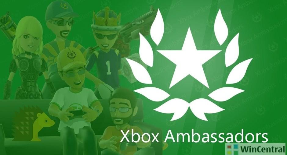 Xbox Ambassadors Program