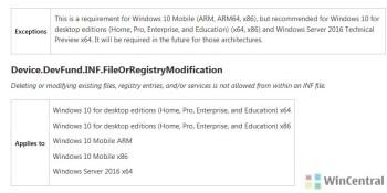 Windows 10 Mobile X86, Windows 10 Mobile ARM64, leak in