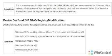 Windows 10 Mobile X86 & ARM64