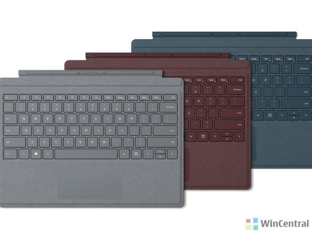 Signature Type Cover Color Options