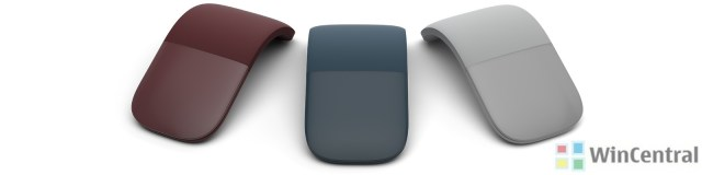 Surface Arc Mouse Colors