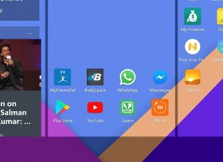 Microsoft Launcher Home Screen Settings