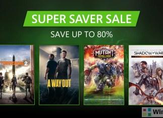 Super Saver Sale
