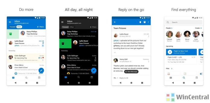 Microsoft Outlook Mobile