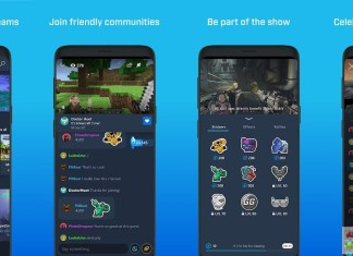 Mixer Android app