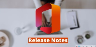 Office Release Notes