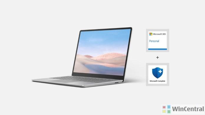 Surface Laptop Go essentials bundle